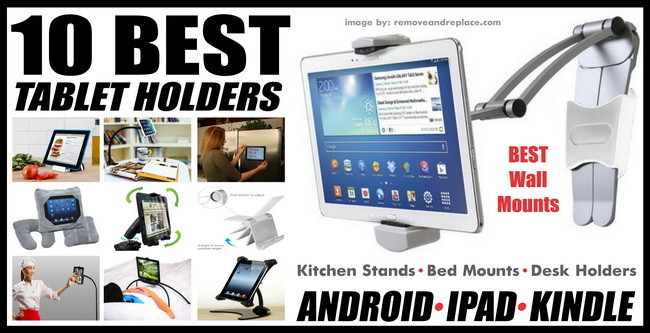 best tablet holders