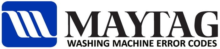 Maytag Washing Machine Error Codes