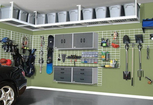 Organized Garage Ideas_21