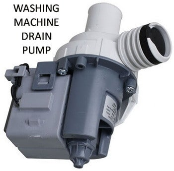 how to make washing machine drain