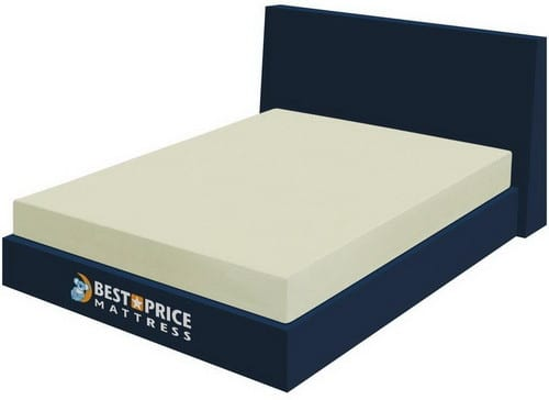 Best Price Mattress 6-Inch Memory Foam Mattress Queen