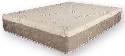 Ultimate Dreams Queen Size Supreme Gel Memory Foam Mattress