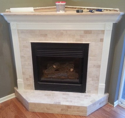 How To Reface A Fireplace 8