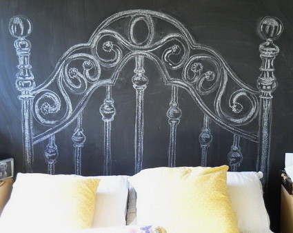 50 DIY Creative Headboard Ideas_02
