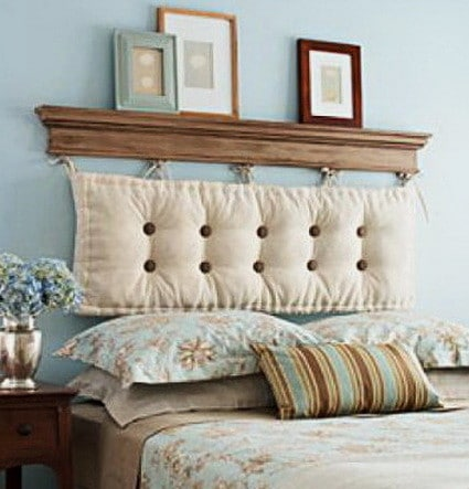 50 DIY Creative Headboard Ideas_21