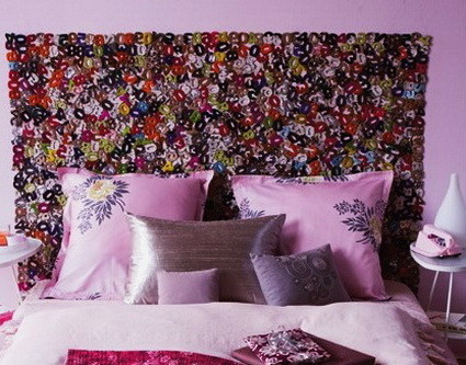 50 DIY Creative Headboard Ideas_23