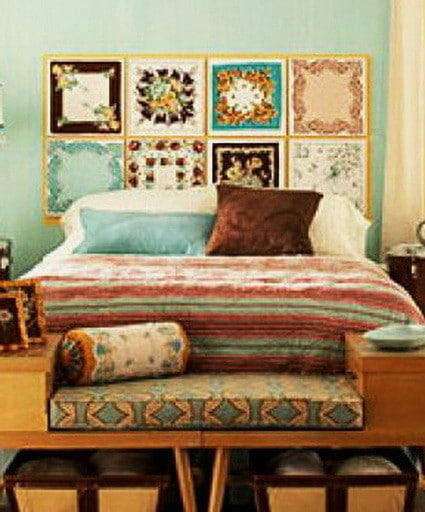50 DIY Creative Headboard Ideas_27