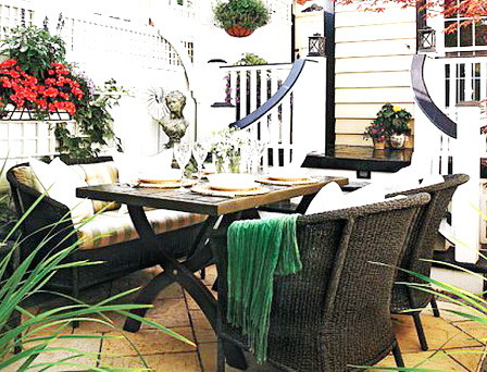 Beautiful Patio And Backyard Terrace Ideas_01