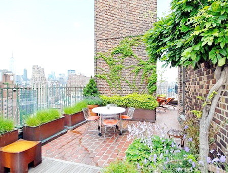 Beautiful Patio And Backyard Terrace Ideas_16