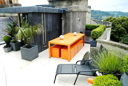 Beautiful Patio And Backyard Terrace Ideas_17