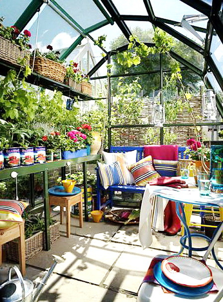 Beautiful Patio And Backyard Terrace Ideas_33