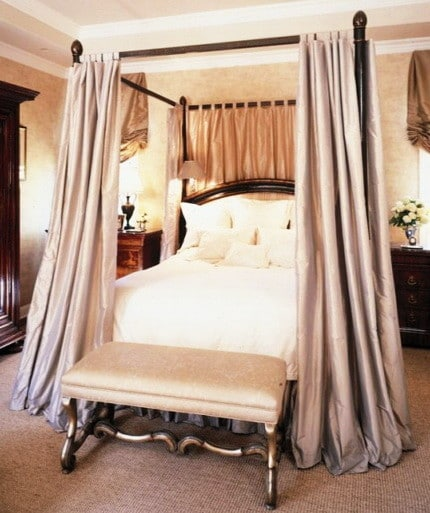 33 Canopy Beds And Canopy Ideas For Your Bedroom: 23 Awesome Canopy Bed Ideas On A Budget And DIY