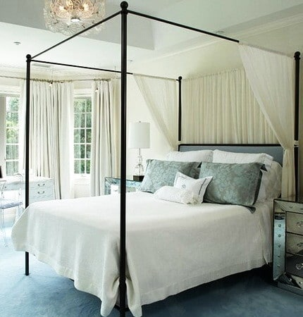 Canopy Bed Ideas_12 Canopy Bed Ideas_19 ... & 23 Awesome Canopy Bed Ideas On A Budget And DIY | RemoveandReplace.com