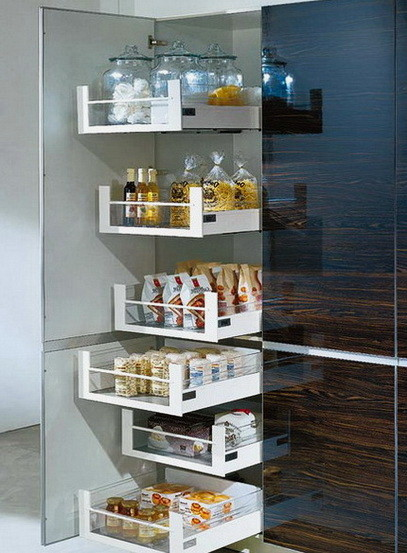 Ideas For Kitchen Efficiency - Compact Kitchens_01