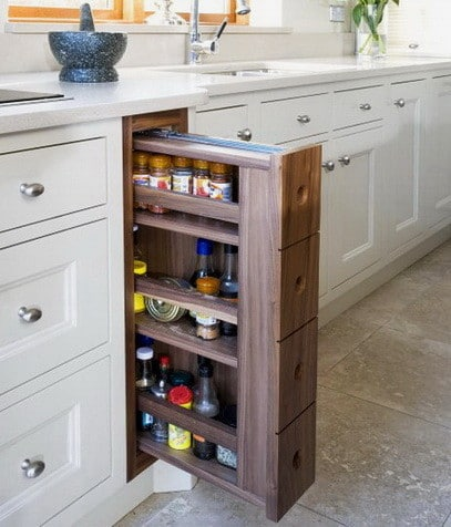 Ideas For Kitchen Efficiency - Compact Kitchens_06