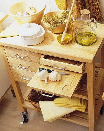 Ideas For Kitchen Efficiency - Compact Kitchens_07