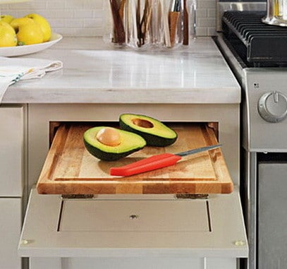 Ideas For Kitchen Efficiency - Compact Kitchens_09
