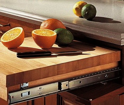 Ideas For Kitchen Efficiency - Compact Kitchens_11