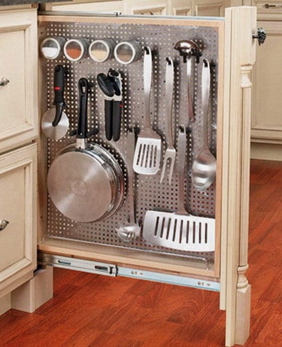 Ideas For Kitchen Efficiency - Compact Kitchens_18