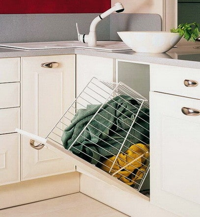 Ideas For Kitchen Efficiency - Compact Kitchens_29