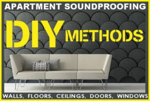 Apartment soundproofing - How to soundproof your apartment ...