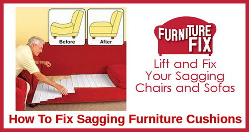 fix sagging furniture