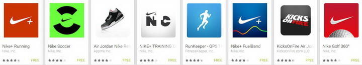 Android Apps on Google Play - nike app