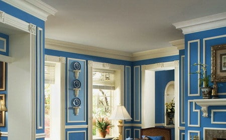 crown molding ideas_33 - Ceiling Molding Design Ideas