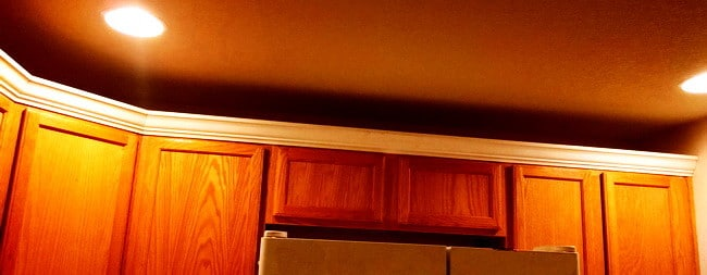 Crown Molding On Kitchen Cabinets Before And After_03