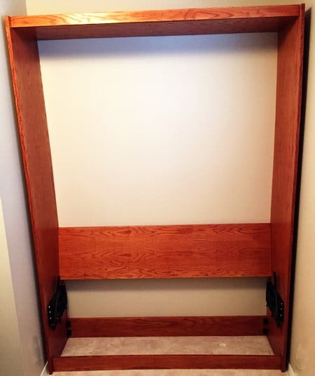 DIY Murphy Bed With Hardware Kit_04