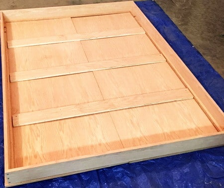 DIY Murphy Bed With Hardware Kit_06