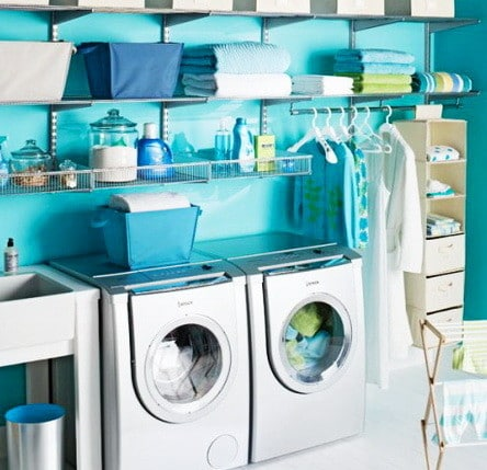 ... Laundry Room Storage U0026 Decorating Ideas_01 Part 79