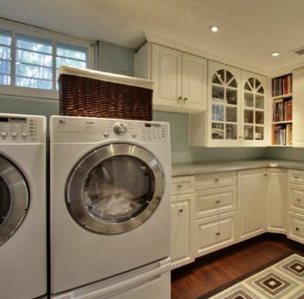 laundry room decor ideas 30 laundry room storage amp decorating ideas 29518