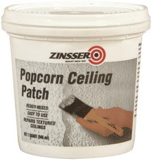 How To Repair A Water Stain On A Popcorn Ceiling