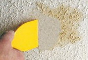 How To Repair A Water Stain On Popcorn Ceiling