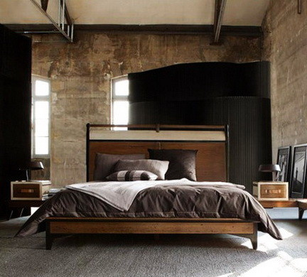 45 Mens Bedroom Ideas_08