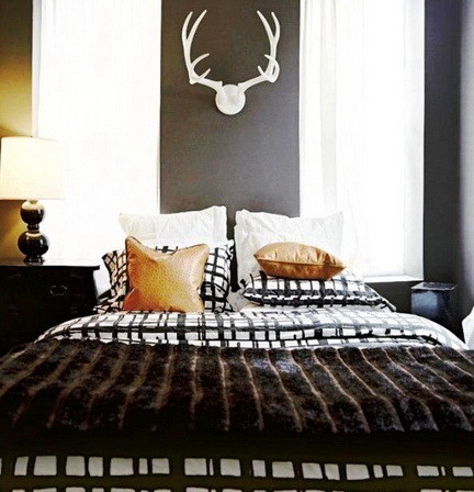 45 Mens Bedroom Ideas_12