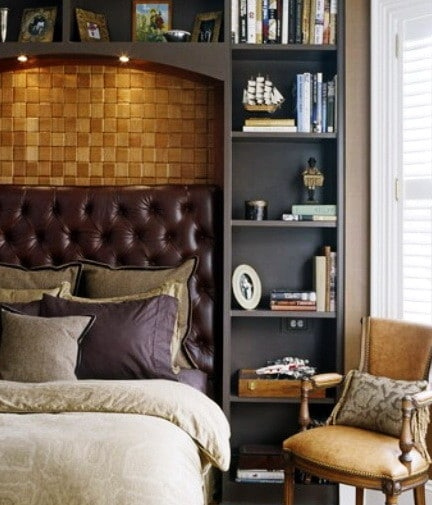 45 Mens Bedroom Ideas_45
