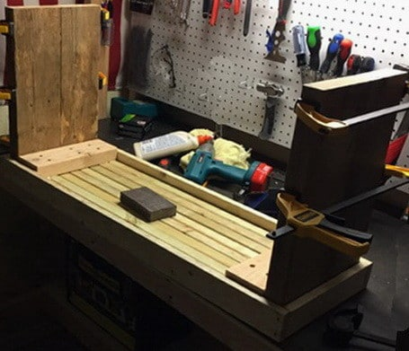 DIY $20 Wood Bench Project_10