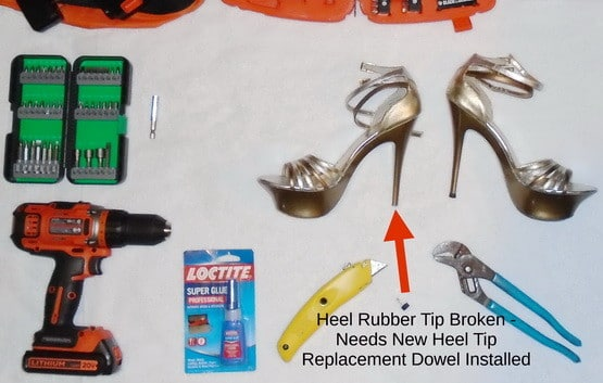 High Heel Shoe Repair_0