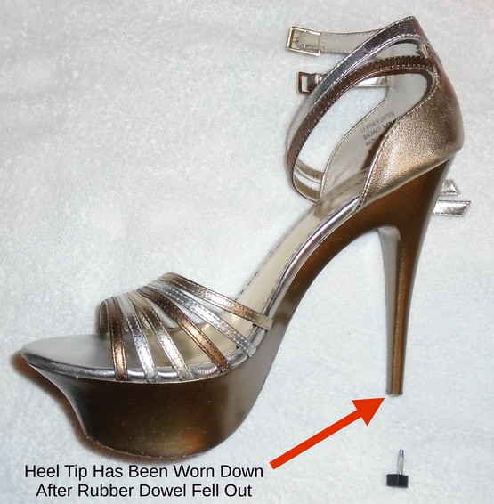Shoe Heel Replacement