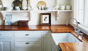 Kitchen Countertops Made Of Wood 31