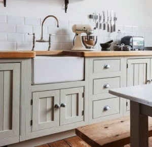 Kitchen Countertops Made Of Wood 34