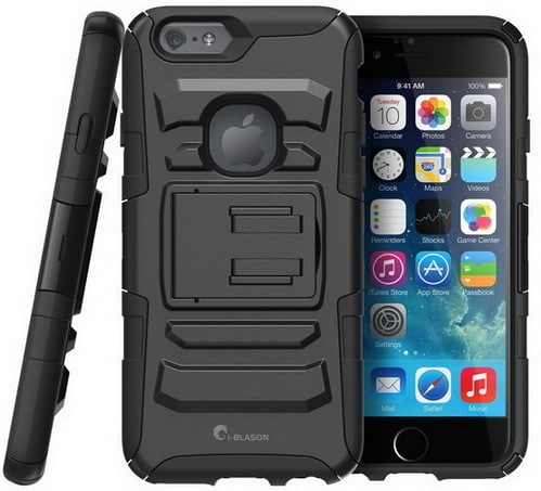 iPhone 6 Plus Case ,i-Blason Prime [Kickstand] Apple iPhone 6 Plus