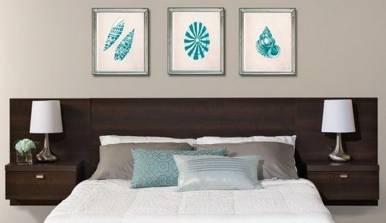 What Is The Best Way To Attach A Headboard? Wall Or Bed Frame ...