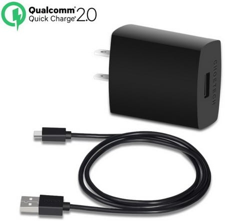 Aukey Quick Charge 2.0 18W USB Turbo Wall Charger