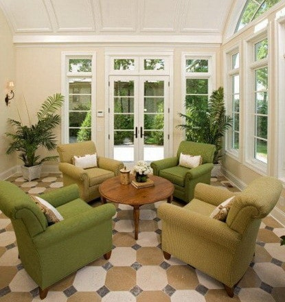 screened in porch decorating ideas on a budget