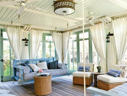 Sunroom Porch Ideas For Any Budget_10