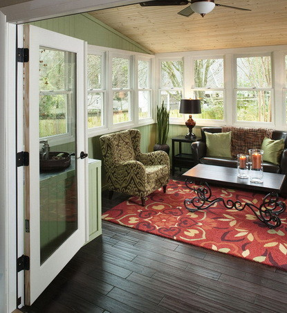 Sunroom Porch Ideas For Any Budget_12