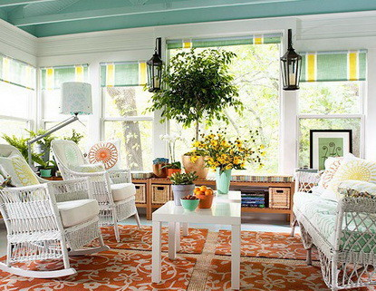 Sunroom Porch Ideas For Any Budget_18